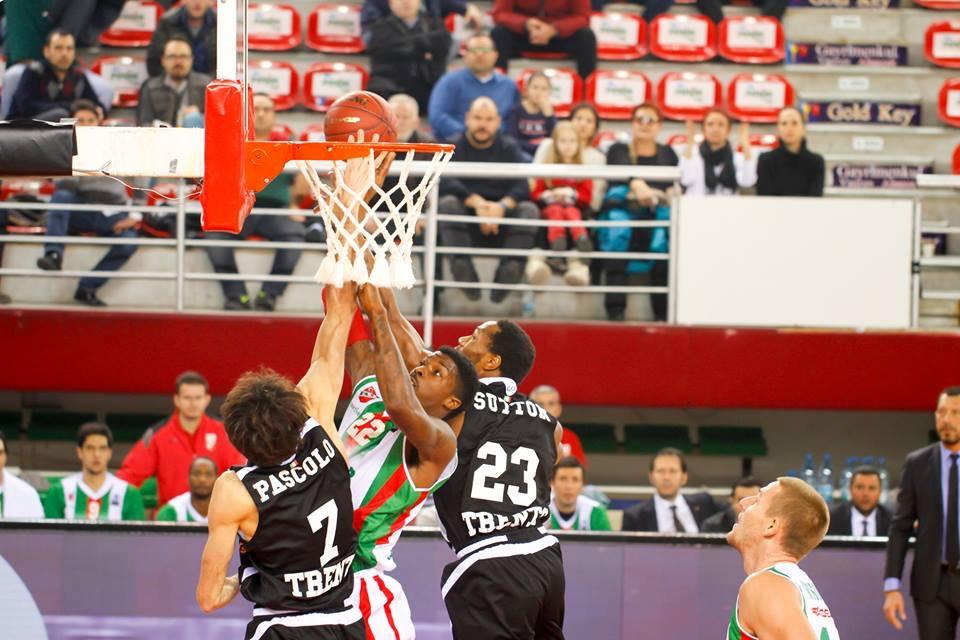 trento dolomiti basket