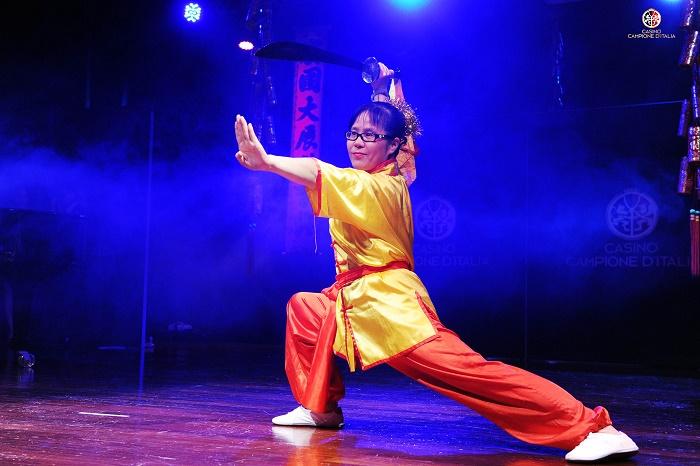 Casinò di Campione lo spettacolo per il Capodanno Cinese