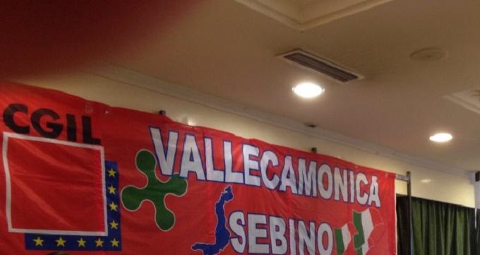 Cgil Sebino Valle Camonica