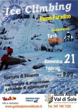 Ghiaccio - Passo Tonale 2016