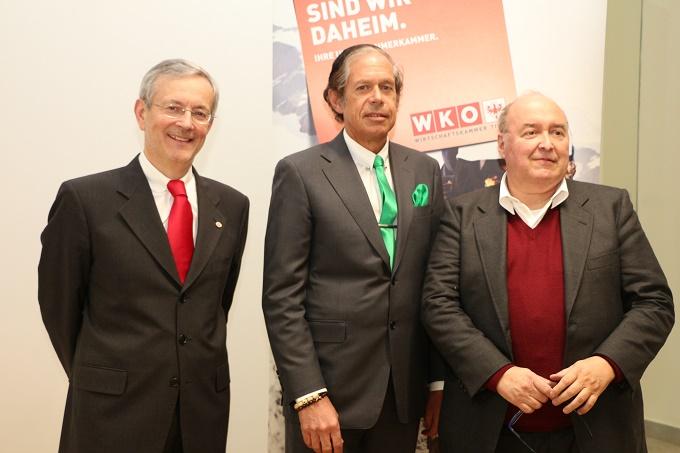 I presidenti Ebner, Bodenseer, Bort 1