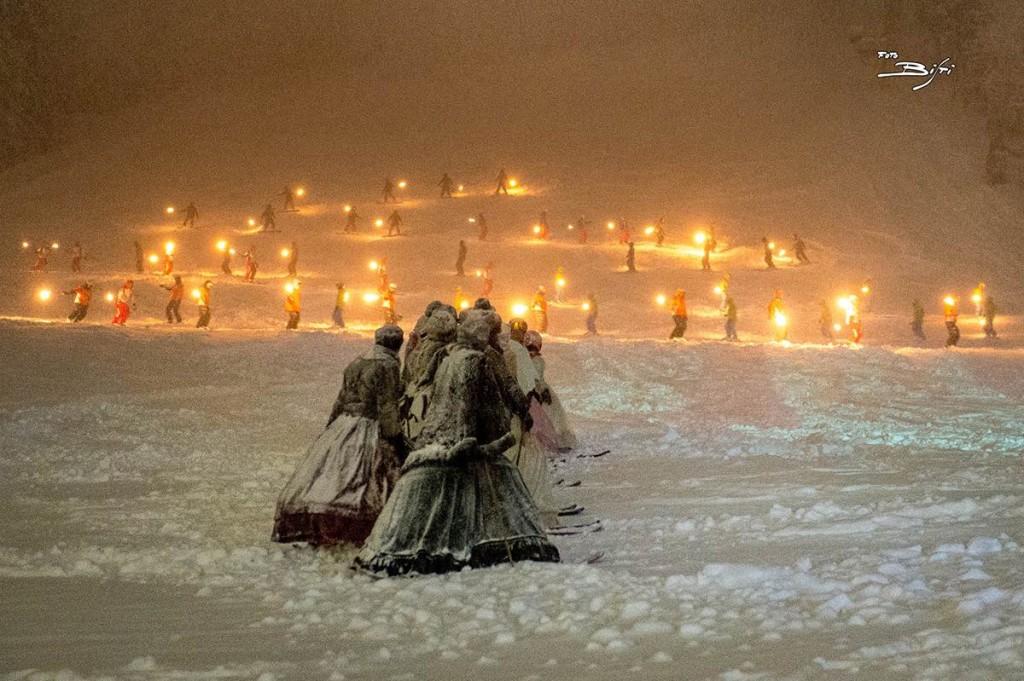 Inverno FiaccolataImperiale