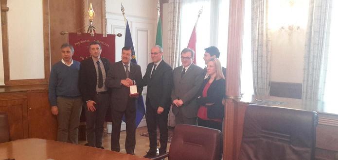 Squarcina e Provincia Trento
