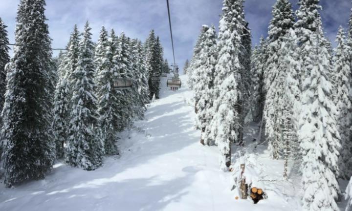 neve impianti seggiovia campiglio