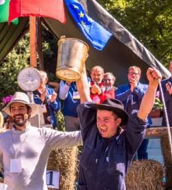 Campione Ghirardi . Malonno - secchio d'oro 2015