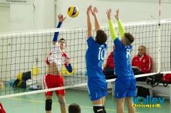 Como-Mantova maschile volley pallavolo