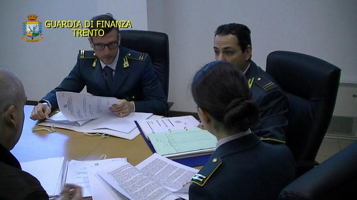 Guardia di Finanza trento 5