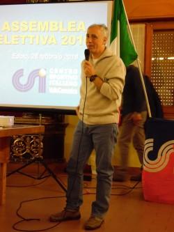 Il neo presidente Giuliano Ganassi 1