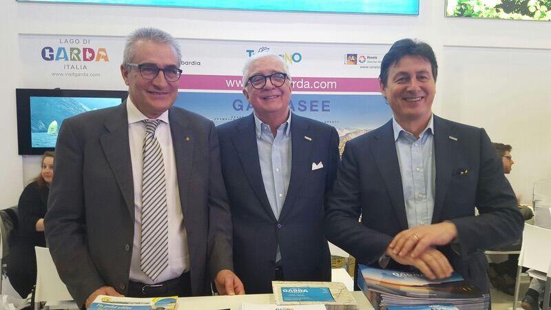 Paolo Artelio, Franco Cerini e Marco Benedetti