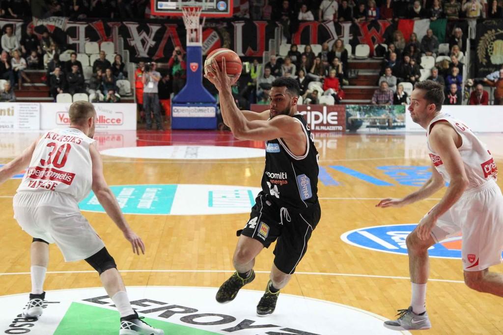 basket trento varese