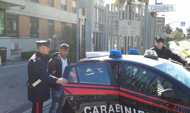 carabinieri Riva del Garda