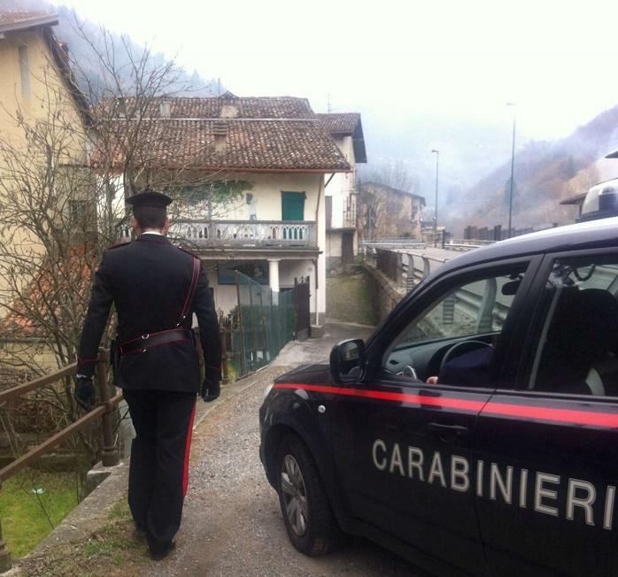carabinieri Val trompia
