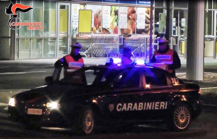 carabinieri trento prostituzione