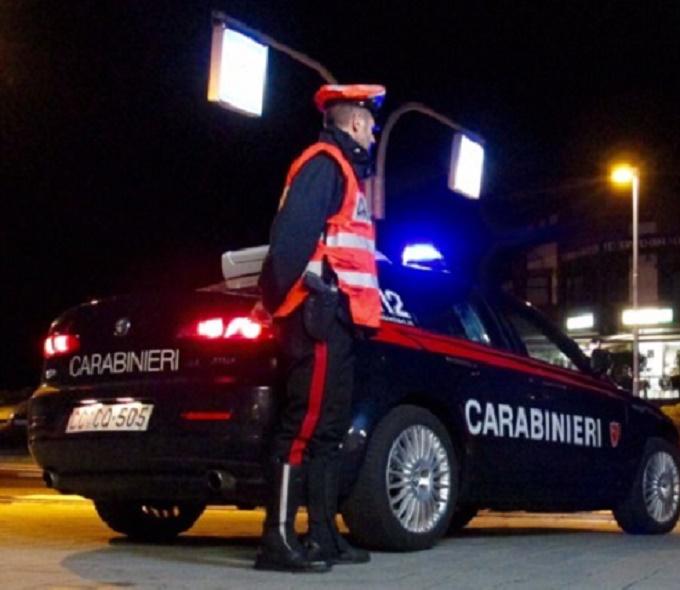 controlli carabinieri Alto Adige