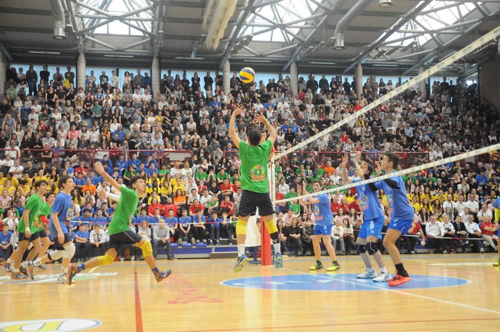 finale maschile pallavolo volley