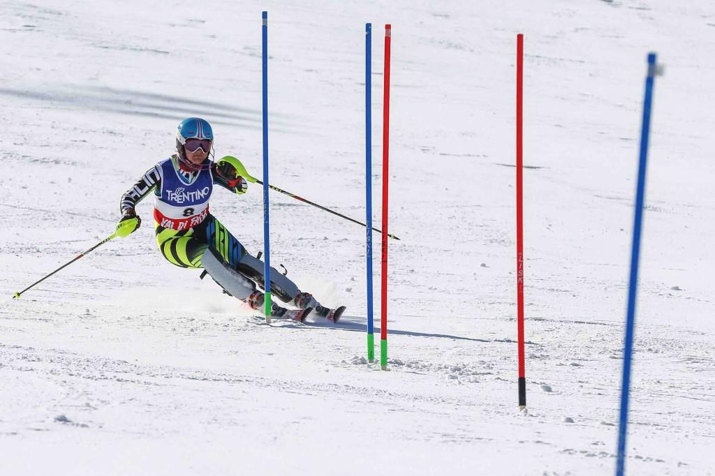 giulia lorini slalom speciale sci alpino