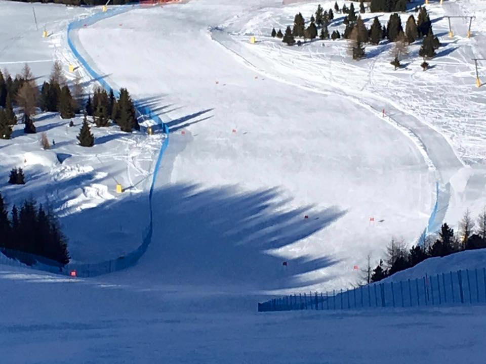 piste gare sci gigante slalom discesa