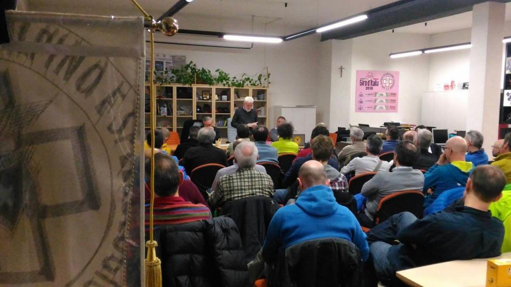 riunione assemblea soccorso alpino