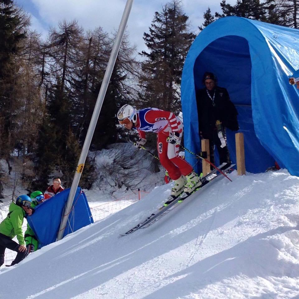 sci alpino gare