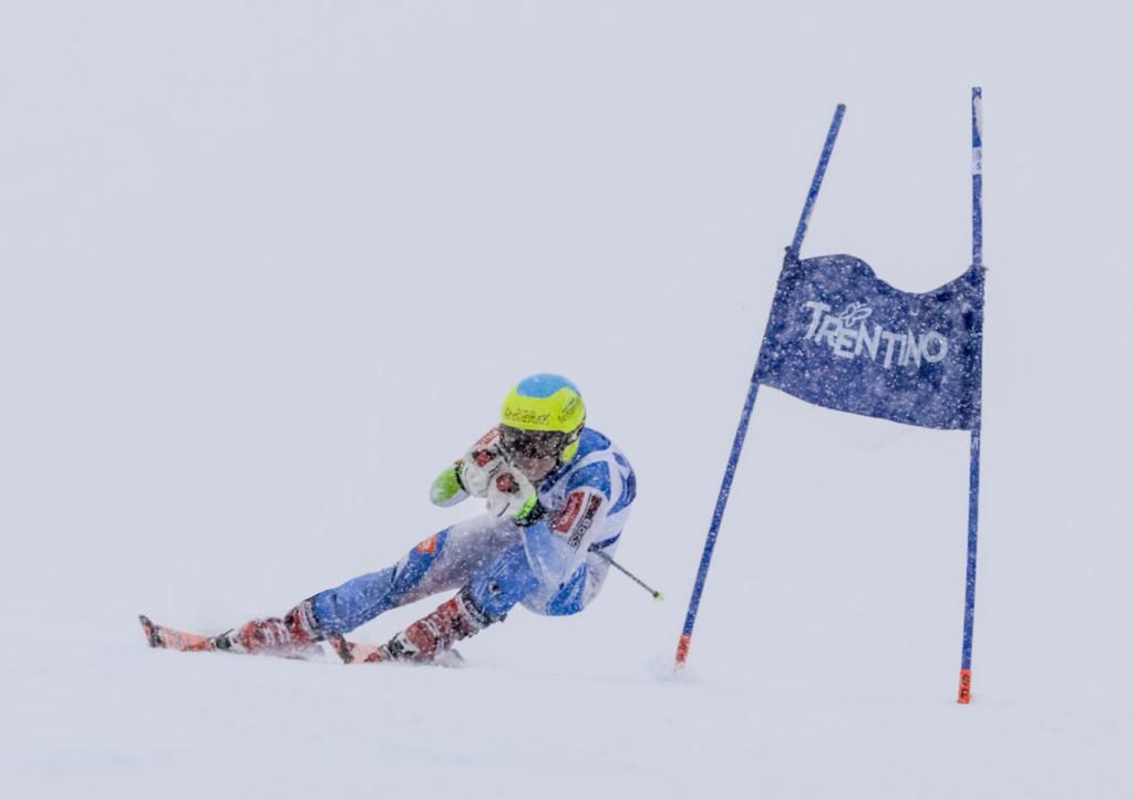 sci alpino topolino