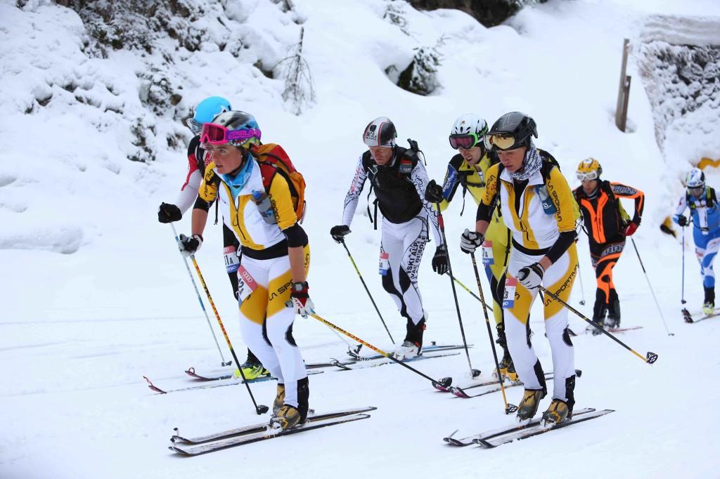 scialpinismo ski alp neve montagna