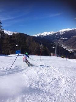 slalom temù speciale sci