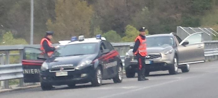 Carabinieri breno appostamento