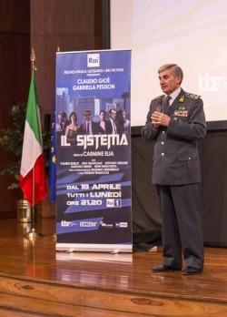 Comandante Generale guardia finanza