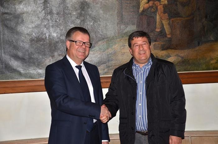 Deltedesco e Franceschinelli presidente e vicepresidente Agach 01