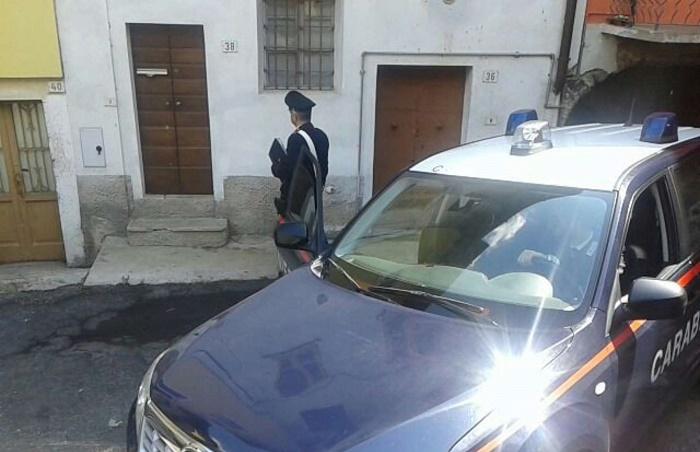 Gardone carabinieri