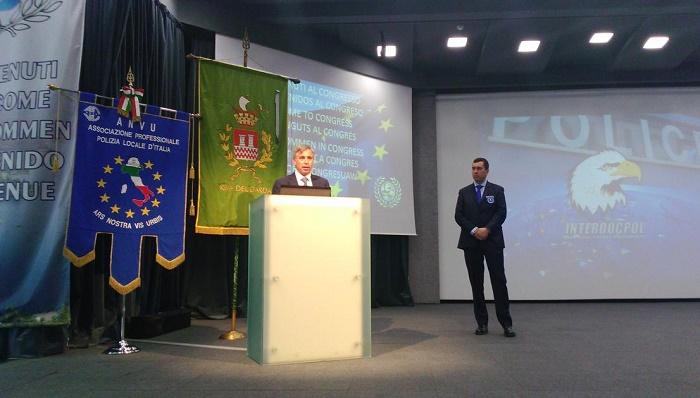 Polizia Locale  congresso Riva Garda