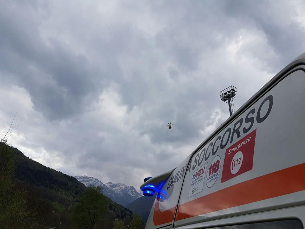camunia soccorso ambulanza