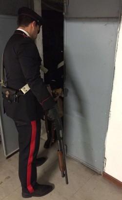 carabinieri - armi - Gardone 01