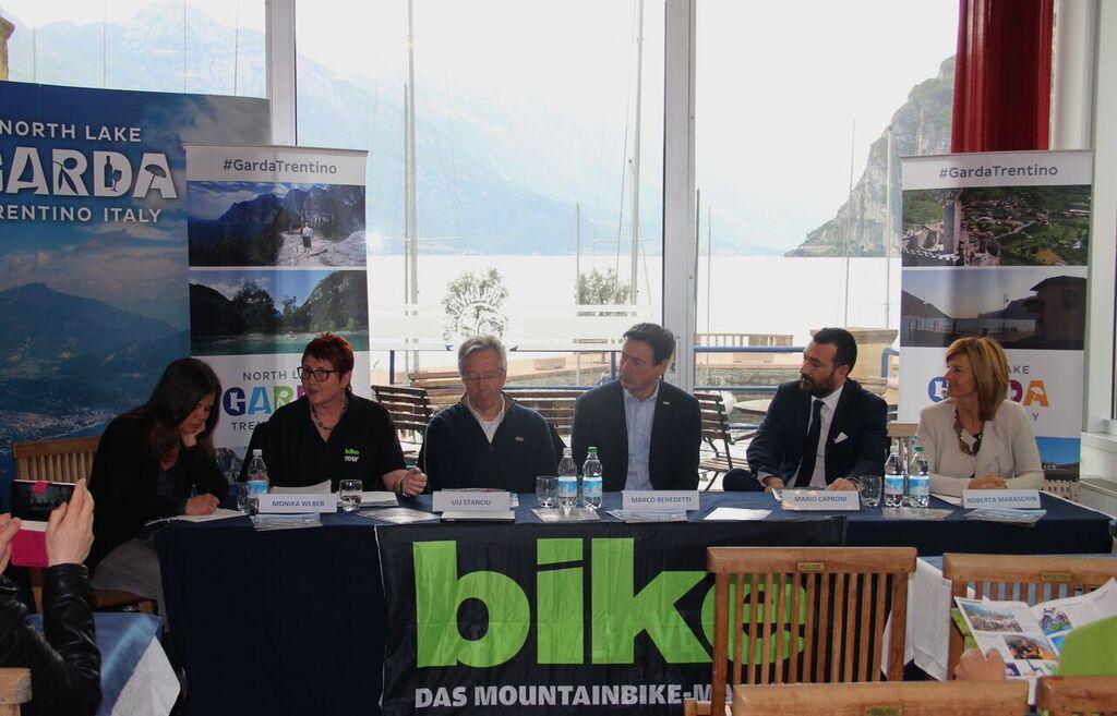 conferenza riva bike mtb
