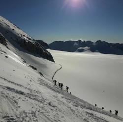 esercito raid scialpinistico