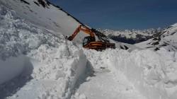frese lavoro neve passo