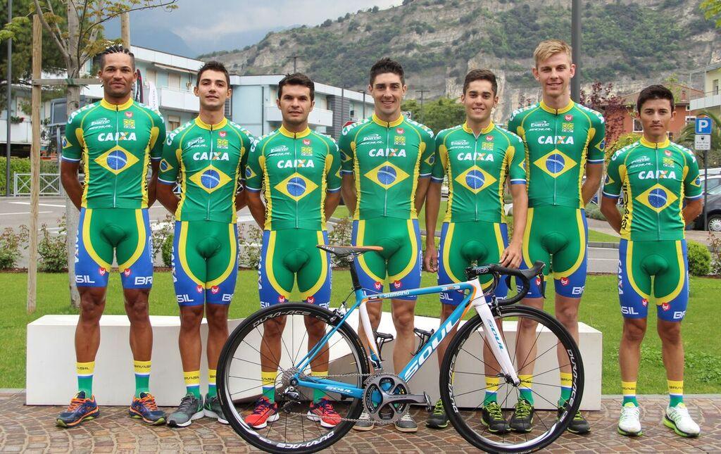 nazionale brasiliana ciclismo