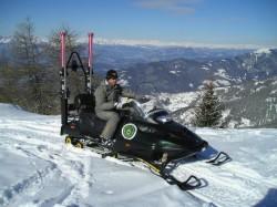 soccorso trentino forestali piste sci