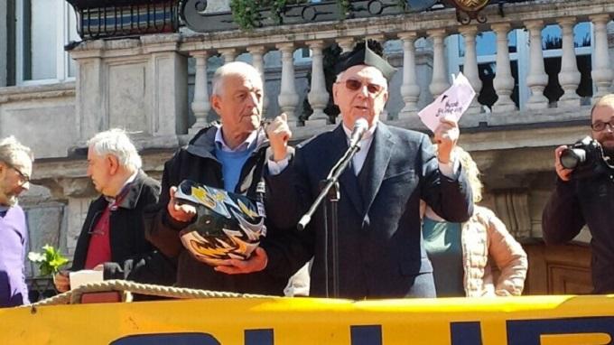 trento vescovo motociclisti