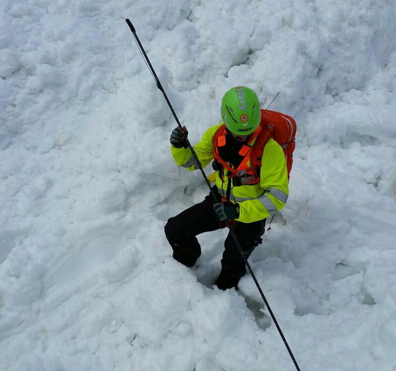 valanga soccorso alpino