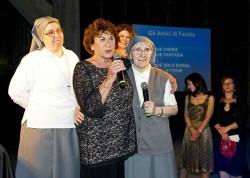 """Casnate con Bernate Serre Ratti 24° edizione di """"Un ballo per la vita"""" serata benefica a favore della Missione di Zia Fausta in India"""