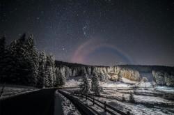 Alessio Marzari L'arcobaleno notturno