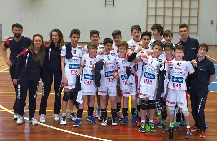 Diatec Trentino Under 13 1