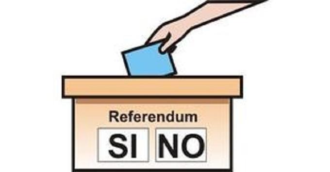 Urna-Referendum trentino fusioni