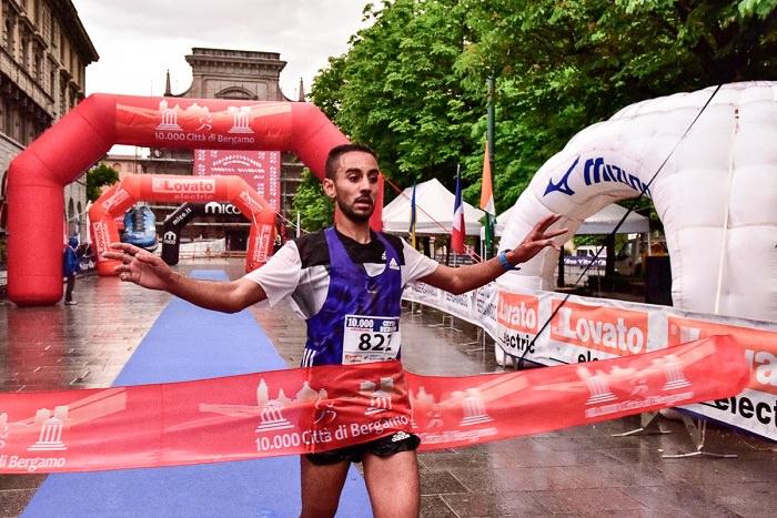 Vincitore_10000Bergamo credit Fabio Ghisalberti 1 Issam Madouh