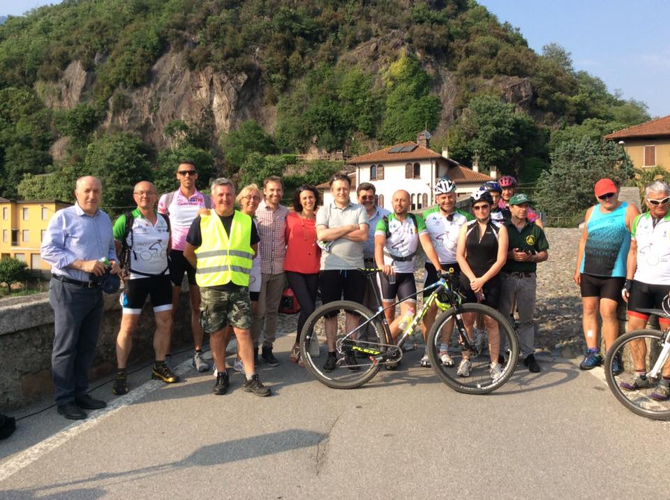 bike tour toanle - darfo