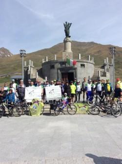 bike tour tonale - oglio