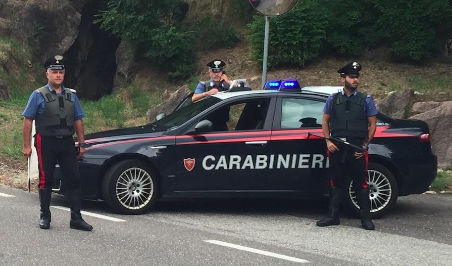 carabinieri cavalese predazzo