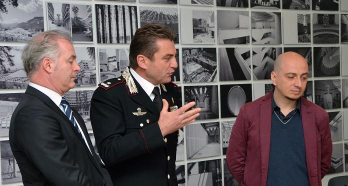 carabinieri - trento - visita 2