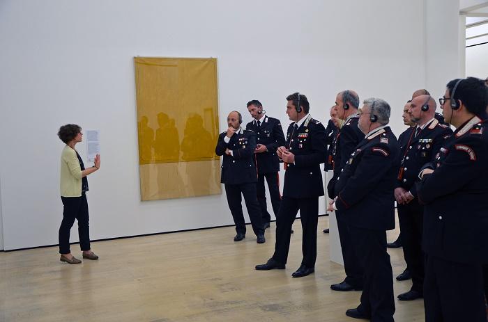 carabinieri - visita Trento 2